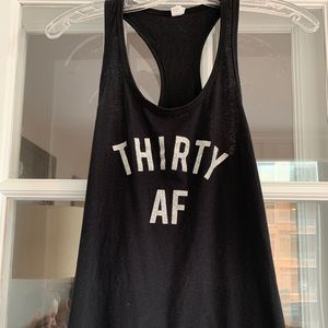Thirty AF Tank